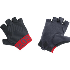 GORE WEAR C7 Pro Kurzfinger Handschuhe black/red